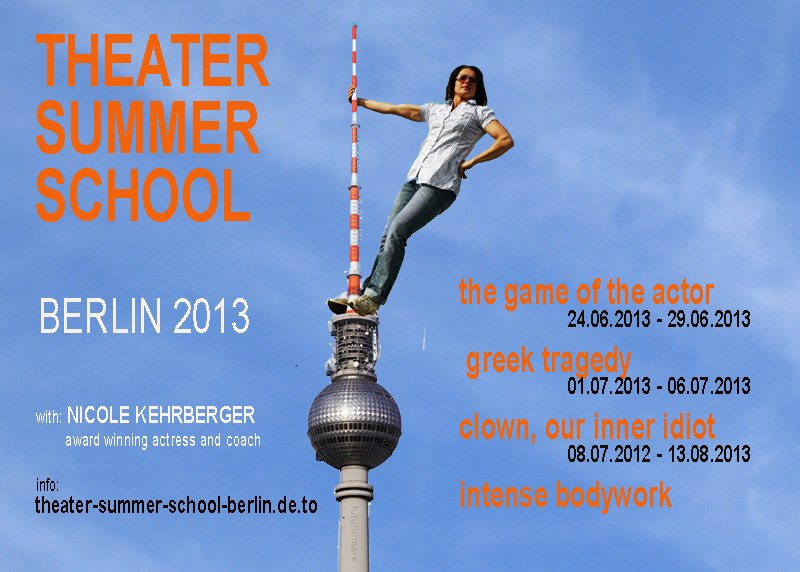 Summer school 2013 berlin